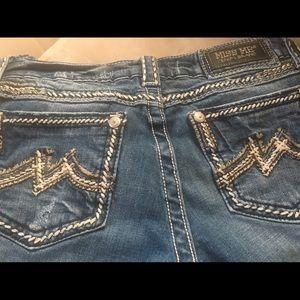 Miss me jeans xxl inseam 37